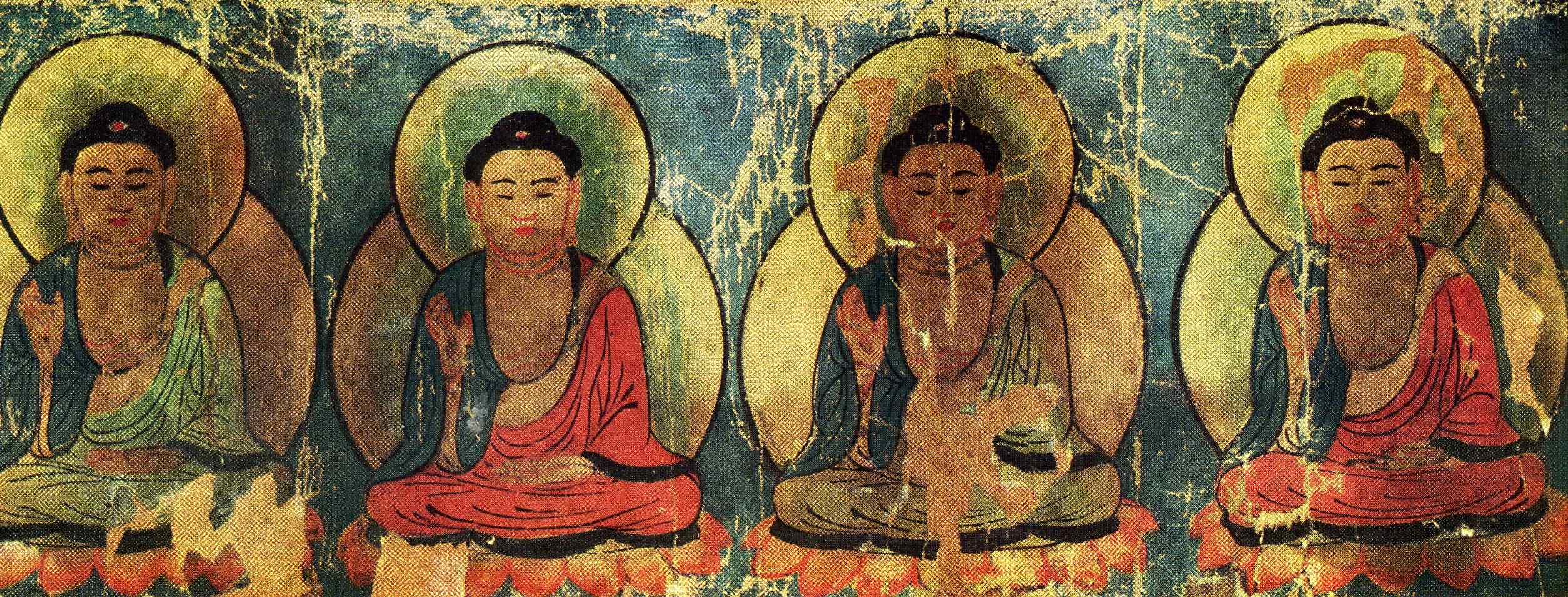 Met aandacht lopen | Toegepast Boeddhisme